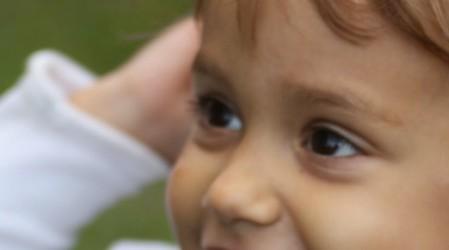 La fiebre tifoidea en niños