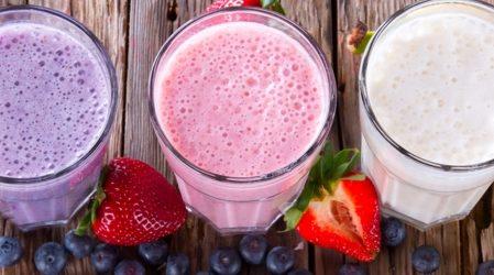 Batidos súper sanos y deliciosos para desayunar