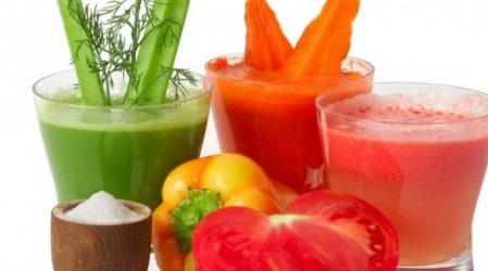 Zumos saludables que te darán energía por las mañanas