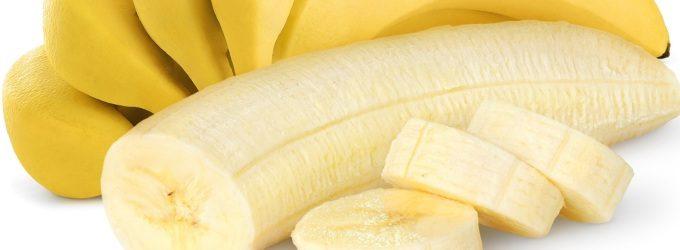 puede comer plátanos por la noche