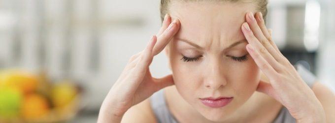 mareo nauseas fiebre dolor de cabeza
