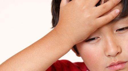 Dolor de cabeza y vómito en niños ¿Qué hacer?