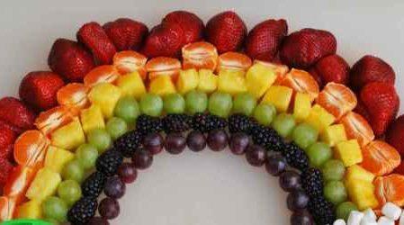 5 razones por las que debes comer frutas y verduras de varios colores