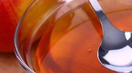 Remedio de vinagre para una infección o dolor del oído