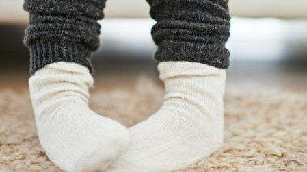 Trucos efectivos para tener los pies calientes todo el invierno