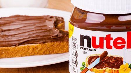 Nutella: razones para no comerla frecuentemente [+receta sana]